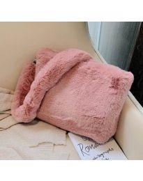 Дамска чанта в розово - код B144