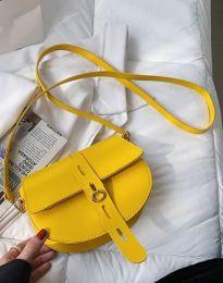 Дамска чанта в жълто - код B457