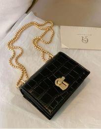 Дамска чанта в черно - код B425
