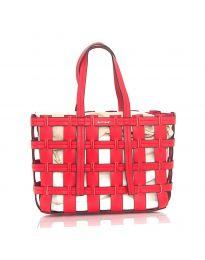 Дамска чанта в червено - код LS563