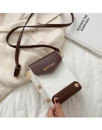 Дамска чанта в бяло - код B90