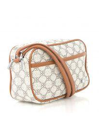 Дамска чанта в бежово - код JY-6480