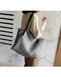 Дамска чанта в сиво - код B152