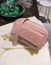 Дамска чанта в розово - код B331