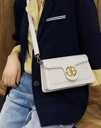 Дамска чанта в бяло - код B424