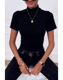 Дамска блуза в черно - код 411
