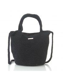 Дамска чанта в черно - код CF226-17
