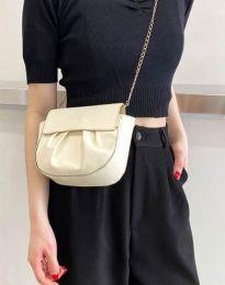 Дамска чанта в бяло - код B449