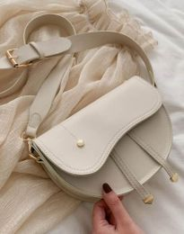 Дамска чанта в бежово - код B399