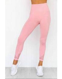 Дамски спортен клин в розово - код 20267