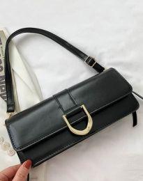 Дамска чанта в черно - код B442