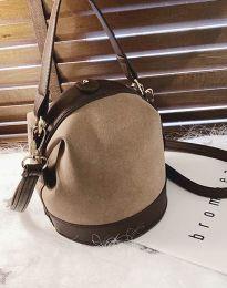 Дамска чанта в кафяво - код B308
