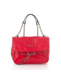 Дамска чанта в червено - код JY - 6529