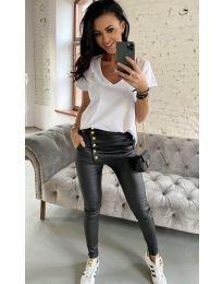 Дамски панталон в черно - код 954