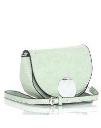 Дамска чанта в цвят мента - код DM-13