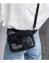 Дамска чанта в черно - код B28-822