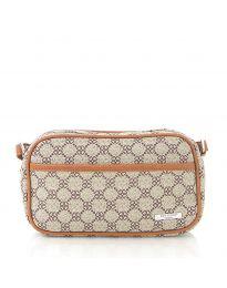 Дамска чанта в кафяво - код JY-6480