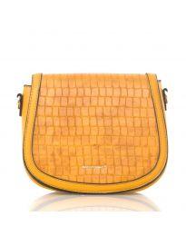 Дамска чанта в кафяво - код NH2897