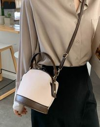 Дамска чанта в бежово - код B308