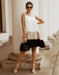 Свободна дамска рокля - код 2810 - 2