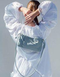 Дамска чанта в светлосньо - код B274