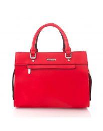Дамска чанта в червено- код NH2893