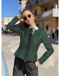 Дамско яке в зелено - код 853