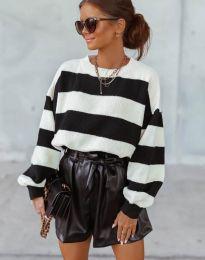 Атрактивен дамски пуловер - код 1765 - 4
