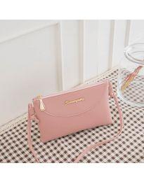 Дамска чанта в розово - код B75