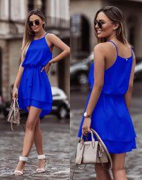 Феерична рокля в синьо - код 2104