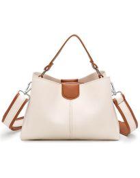 Дамска чанта в бяло - код B138