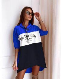 Дамска спортна рокля - код 9090-8