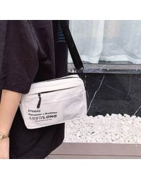 Дамска чанта в бяло - код B28-822