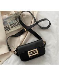 Дамска чанта в черно - код B507
