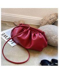Дамска чанта в червено - код B13