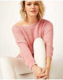 Дамска блуза в розово - код 831