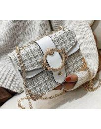 Дамска чанта в бяло - код B141