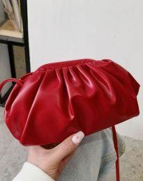 Дамска чанта в червено - код B393