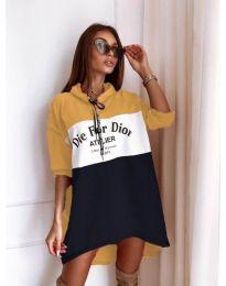 Дамска спортна рокля - код 9090-7