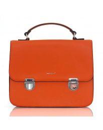 Оранжева дамска чанта - LS567