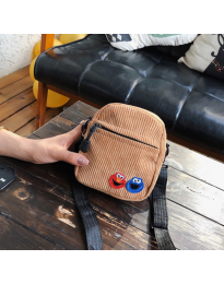 Дамска чанта в кафяво - код B73