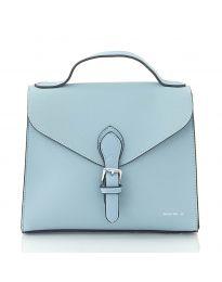 Дамска чанта в светло синьо - код R1068