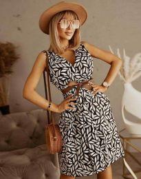 Атрактивна дамска рокля - код 5488 - 2
