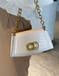 Дамска чанта в бежово - код B396