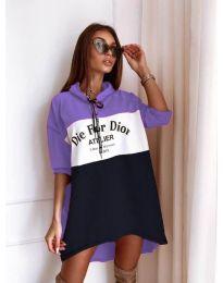 Дамска спортна рокля - код 9090-6