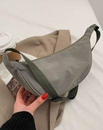 Дамска чанта в масленозелено - код B262