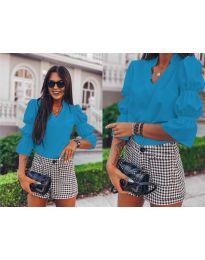 Елегантна риза в синьо - 913