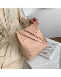 Дамска чанта в бежово - код B11