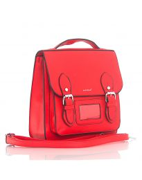 Дамска чанта в червено - код SP9027