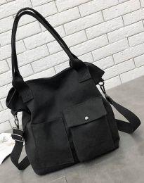 Дамска чанта в черно - код B268